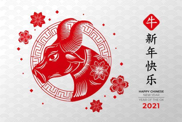 Kiinan horoskooppi 2021 härän vuosi